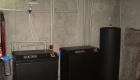 Изграждане от Валдино на термопомпи за отопление, охлаждане и битова гореща вода