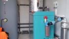 Монтиране не инсталация за отопление, охлаждане и битова гореща вода