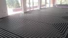 Подово отопление проектирано и изградено от Валдино