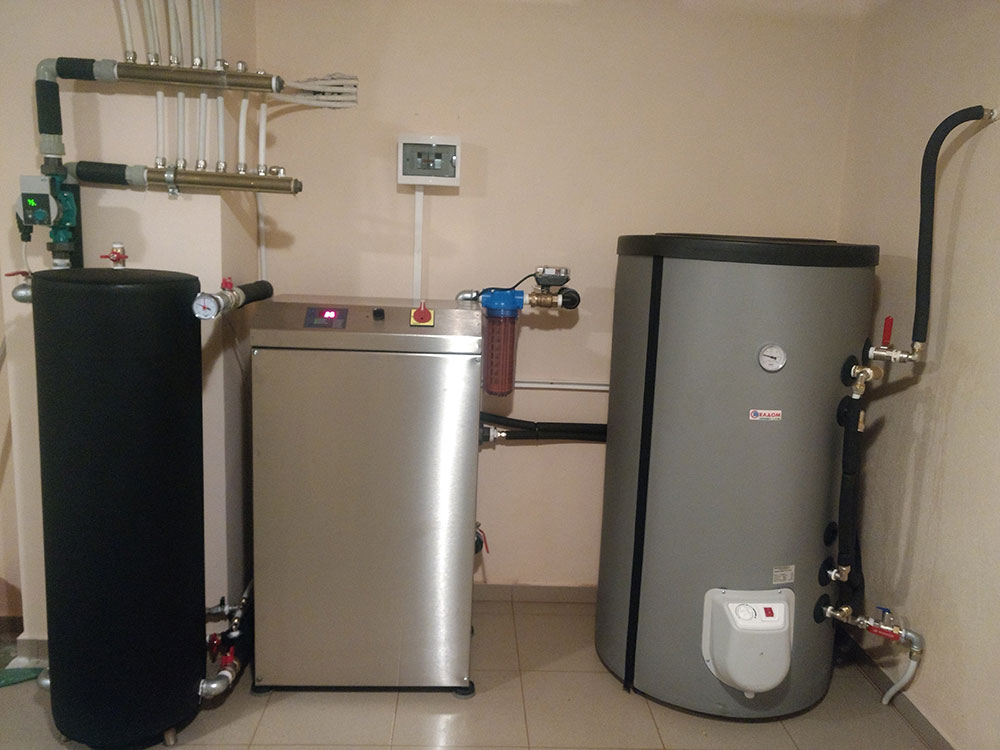 Термопомпи и отоплителни инсталации
